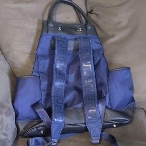Versace Bags - Versace parfums Nylon Backpack New!